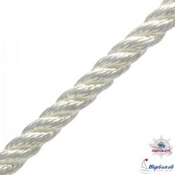 Въже 3-жилно бяло 8-28мм