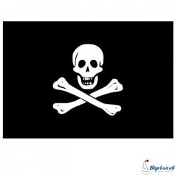 Флаг Пиратски