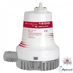 Осушителна помпа Europump II 1500 12/24V