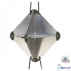 Радарен рефлектор 21х21х30см