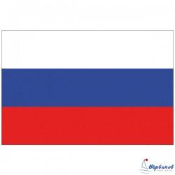 Флаг Русия 30х45см