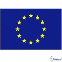 Флаг Европейски съюз 20х30см
