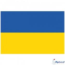 Флаг Украйна 30х45см