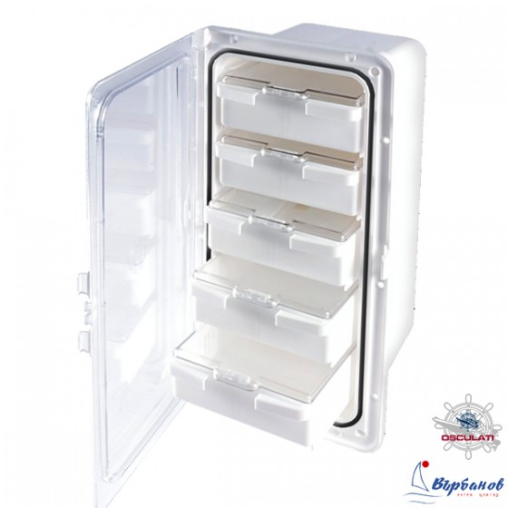Кутия с 5 чекмеджета