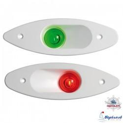 Навигационни светлини 112,5° комплект