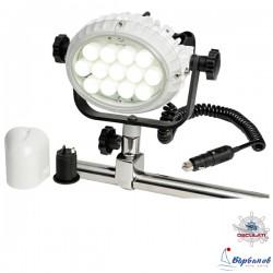 Прожектор LED 12/24V за релинг
