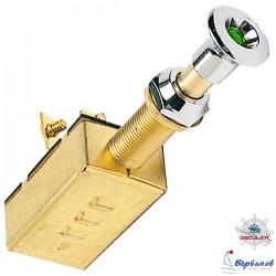 Ключ ON-OFF със зелена LED лампа