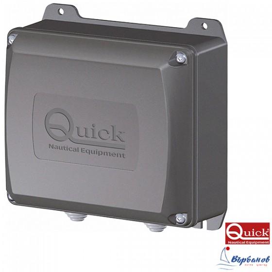 Радио ресийвър Quick R02 за дистанционно управление на шпил