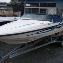 лодка fletcher 140
