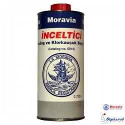 Разредител MORAVIA 019 0,75л. за подводни бои