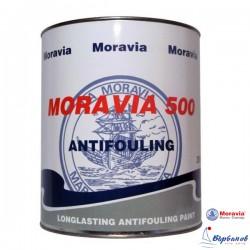 Антифаулинг MORAVIA 500 1кг. червен