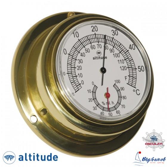 Влагомер/Термометър ALTITUDE 842
