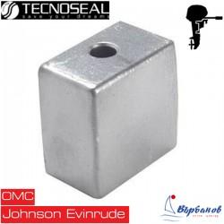 Анод 00907 OMC/Johnson/Evinrude