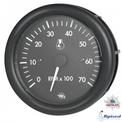 Оборотомер 12V 0-7000 rpm