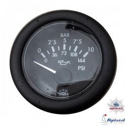 Инструмент за следене налягането на маслото 12V 0-10 bar