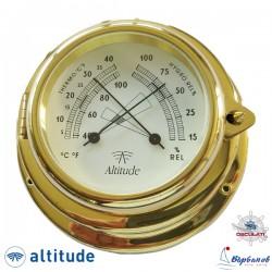 Влагомер/Термометър ALTITUDE 855 CL