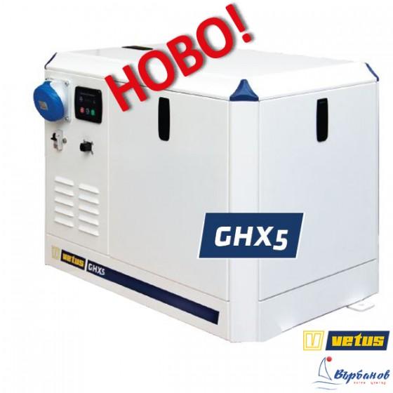 Генератор Vetus GHX5