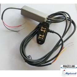Захранващ/дата кабел за GPS MAGELLAN