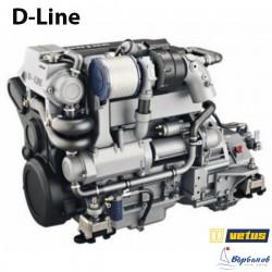 Стационарен двигател D-Line VD4120 120Hp